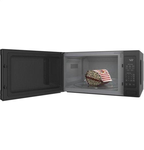 GE Profile Series 2.2 Cu. Ft. Countertop Sensor Microwave Oven