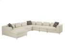 LAF 7pc Sectional Set Group 2 Op1 Product Image