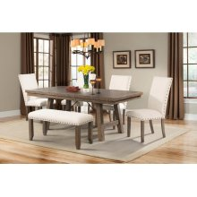 Jax 6PC Dining Set