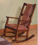 Santa Fe Rocker With Cushion Seat and Back Product Image