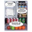 "24"" Outdoor Refrigerator Freezer  Marvel Premium Refrigeration - Model Number - Outdoor Ice Maker Kit Product Image"