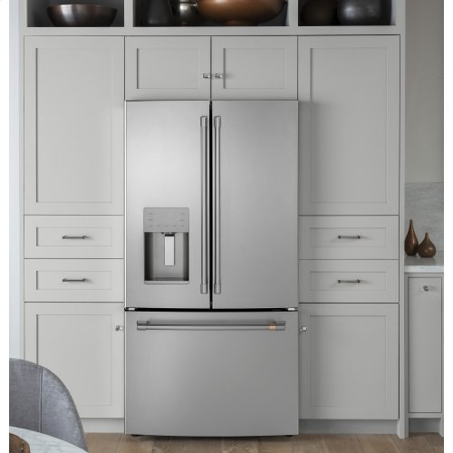 ENERGY STAR® 25.6 CU. FT. FRENCH-DOOR REFRIGERATOR WITH EXTERNAL ICE & WATER DISPENSER