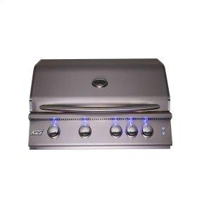 "32"" Premier Drop-In Grill w/ LED Lights - RJC32AL - Natural Gas"