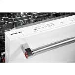 46 DBA Dishwasher with Third Level Rack - White Photo #5