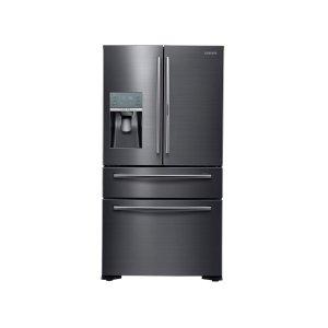 SAMSUNG22 cu. ft. Counter Depth 4-Door French Door Food Showcase Refrigerator