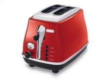 Icona 2 Slice Toaster CTO2003R  De'Longhi US