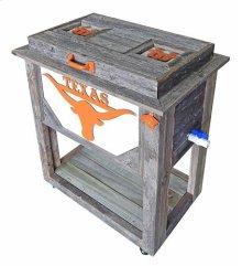 Texas Longhorn Cooler