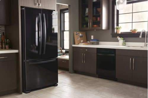 Quiet Dishwasher with Stainless Steel Tub