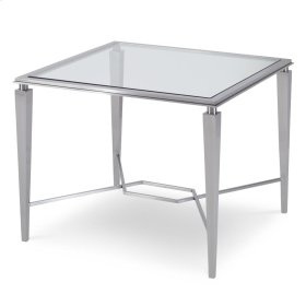 Intersection Side Table - Steel