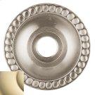 Lifetime Polished Brass 5053 Estate Rose Product Image