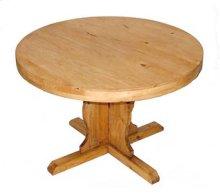 "60"" Plain Round Table"