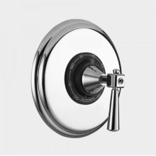 """1/2"""" Thermostatic Shower Set with Regent Handle (available as trim only P/N: 1.005396.V0T)"""