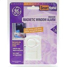 GE SmartHome Indoor Magnetic Window Alarm