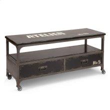 Soho Tv Table Black