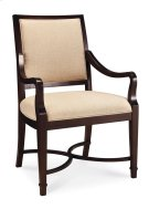 Intrigue Upholstered Arm Chair Product Image