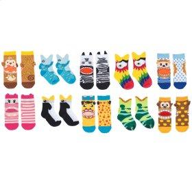20 pr. assortment. Perfect Pair Youth Socks.