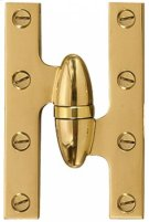 Olive Knuckle-Ball Bearing Paumelle Hinge Product Image