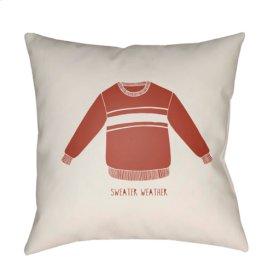 """Sweater Weather SWR-002 18"""" x 18"""""""