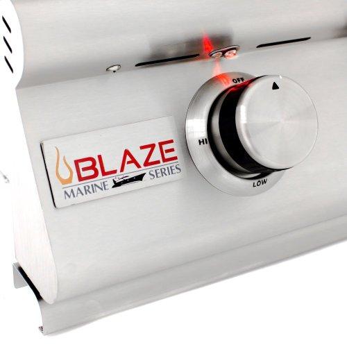 Blaze Marine Grade 316L 4-Burner LTE