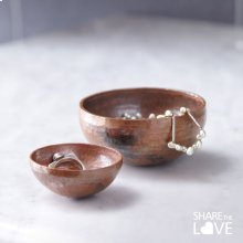 "3"" Mini Copper Bowls"