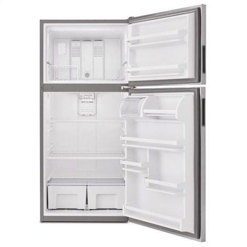 30-inch Wide Top-Freezer Refrigerator with Garden Fresh™ Crisper Bins - 18 cu. ft. - white