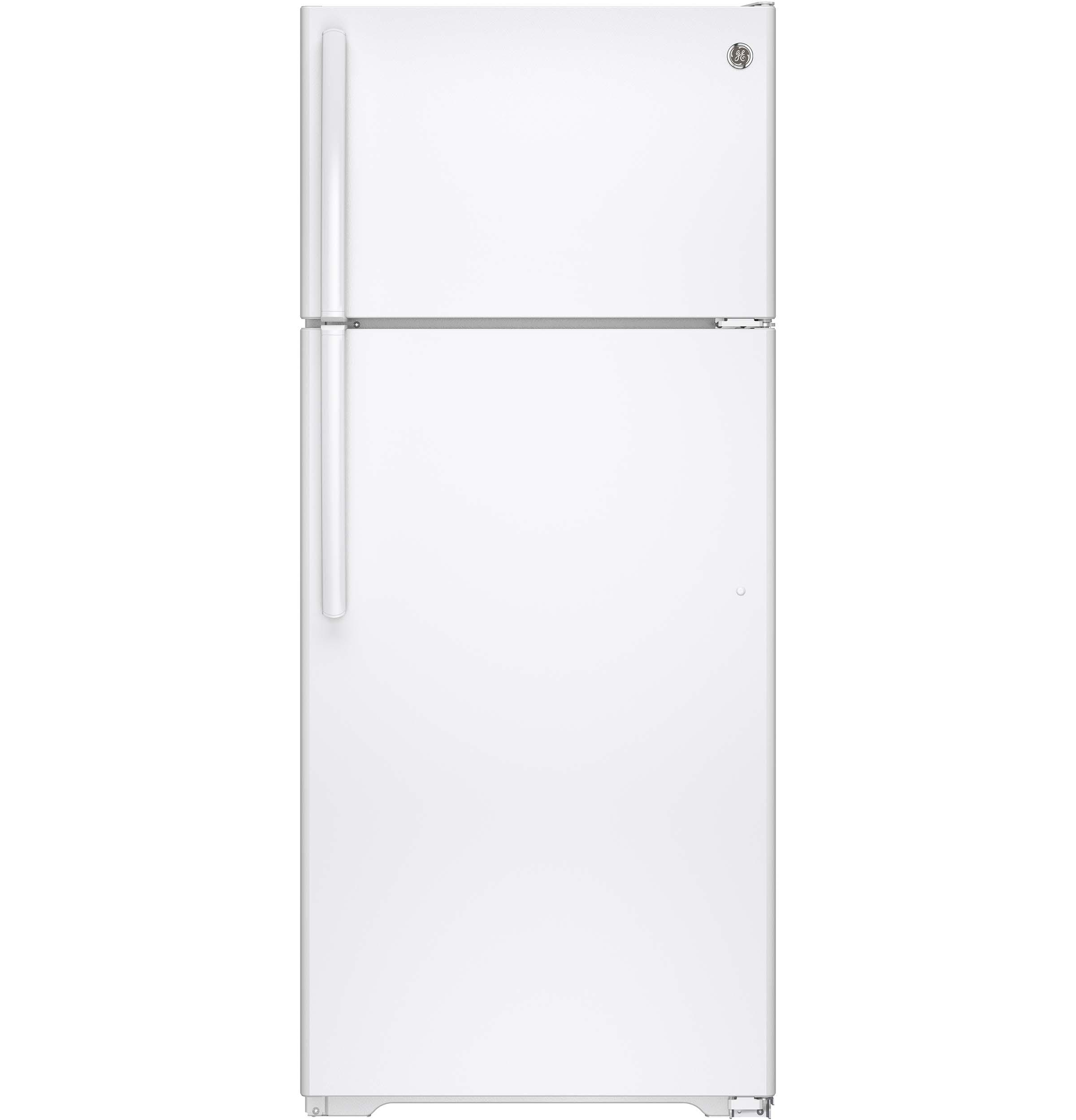 GE(R) 17.5 Cu. Ft. Top-Freezer Refrigerator