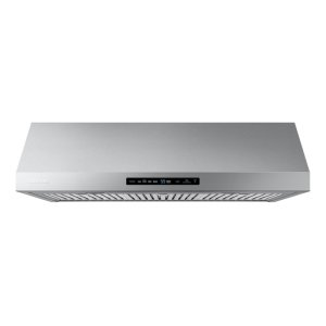"Samsung Appliances36"" Under Cabinet Hood in Stainless Steel"
