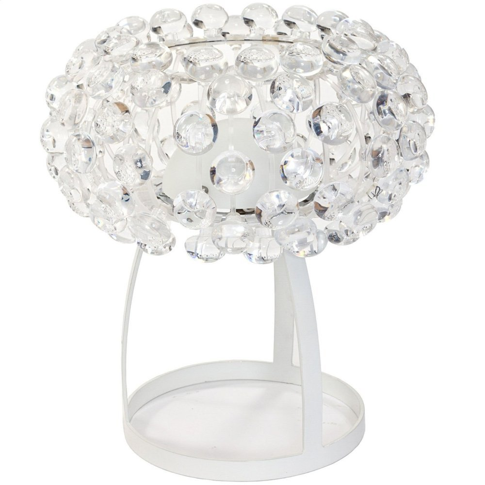 Halo Table Lamp in Clear
