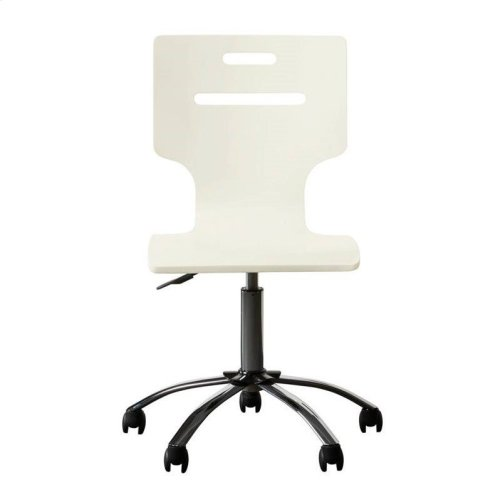Clementine Court Frosting Desk Chair