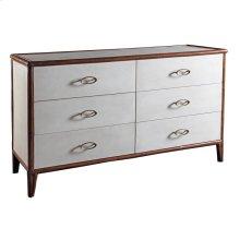 Canvas Double Dresser