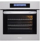 "24"" Single 2.0 Cu. Ft. True European Convection Oven Product Image"