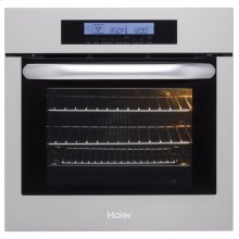 "24"" Single 2.0 Cu. Ft. True European Convection Oven"