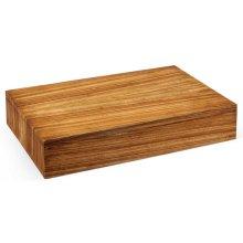 Zebrano Placemats Box