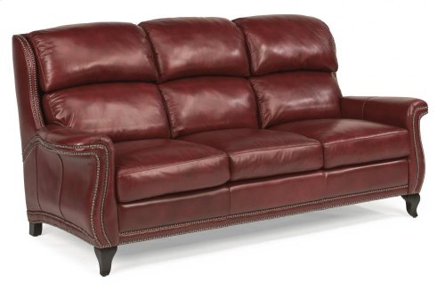 Sting Ray Leather Sofa