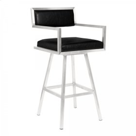 "Armen Living Dylan 30"" Bar Height Barstool"