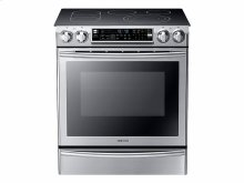 5.8 cu. ft. Slide-In Electric Range with Flex Duo Oven