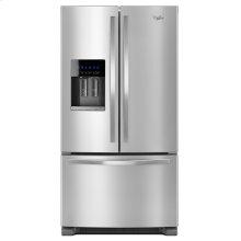OPEN BOX 36-inch Wide French Door Refrigerator - 25 cu. ft.
