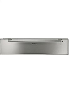 "200 series warming drawer WS 261 710 Stainless steel-backed glass front 24"" (60 cm), height 5 1/2"""