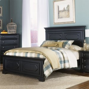 Liberty Furniture Industries Queen Panel Bed