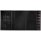 "Expressions™ Collection Modular Electric Downdraft Cooktop, 43"", Black Product Image"