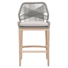 Loom Outdoor Barstool