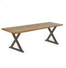 Maydel - Cross-base Bench Product Image