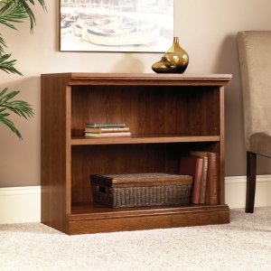 Sauder2-Shelf Bookcase