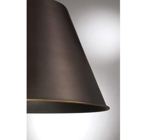 Alden 1 Light Pendant