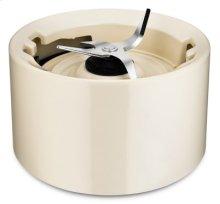KitchenAid® Almond Cream Collar for Blender Pitcher (Fits model KSB565) gasket not included