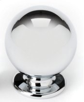Knobs A1033 - Polished Chrome