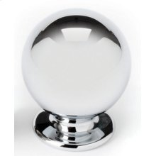 Knobs A1033 - Unlacquered Brass