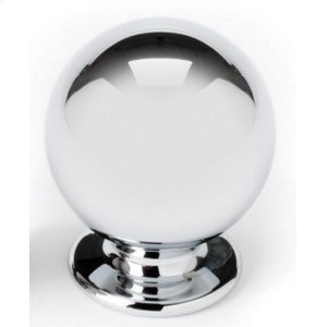 Knobs A1033 - Polished Chrome