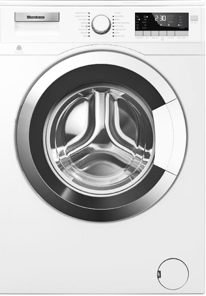 Blomberg Appliances Model Wm98400sx Caplan S