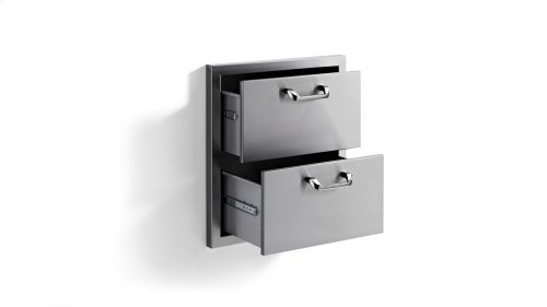 "19"" double drawers - Sedona by Lynx Series"
